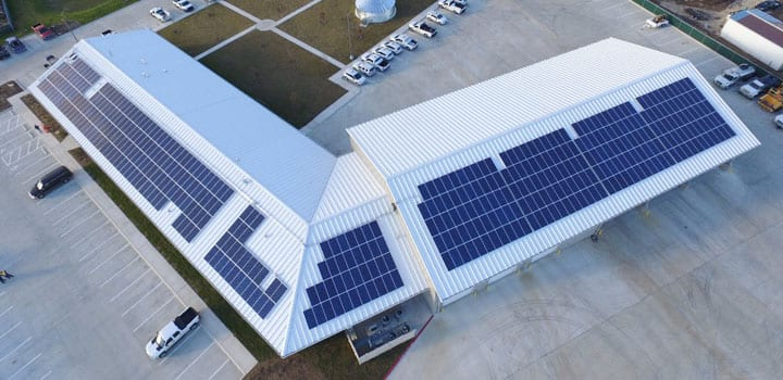 PCI completes solar project for the City of Georgetown