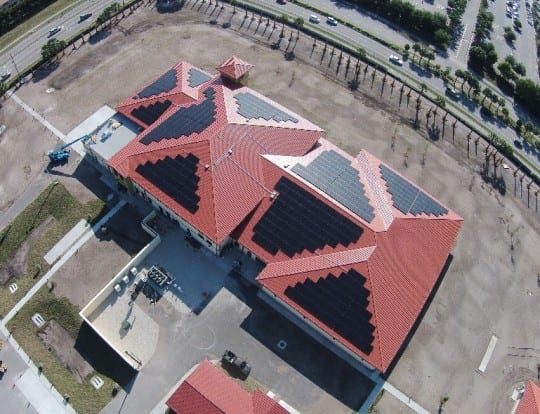 Pci Solar Completes 210kw Project For West Palm Beach Army Reserve Center